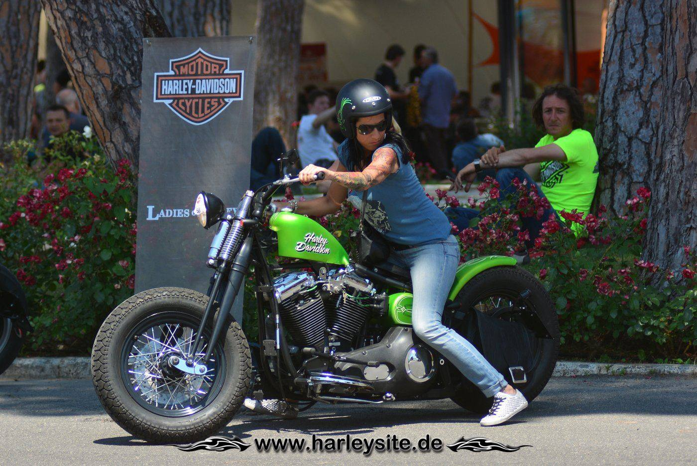 Harley Rom 110th 51
