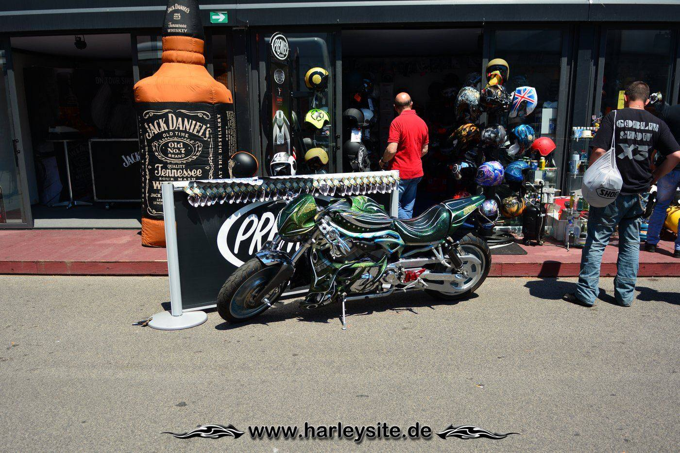 Harley Rom 110th 61