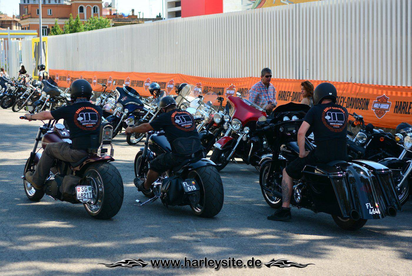Harley Rom 110th 65