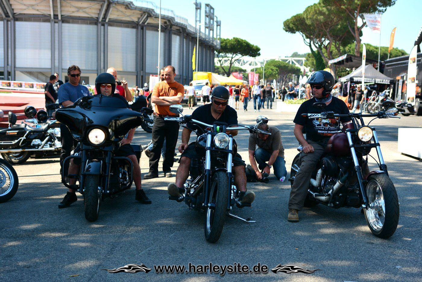 Harley Rom 110th 66