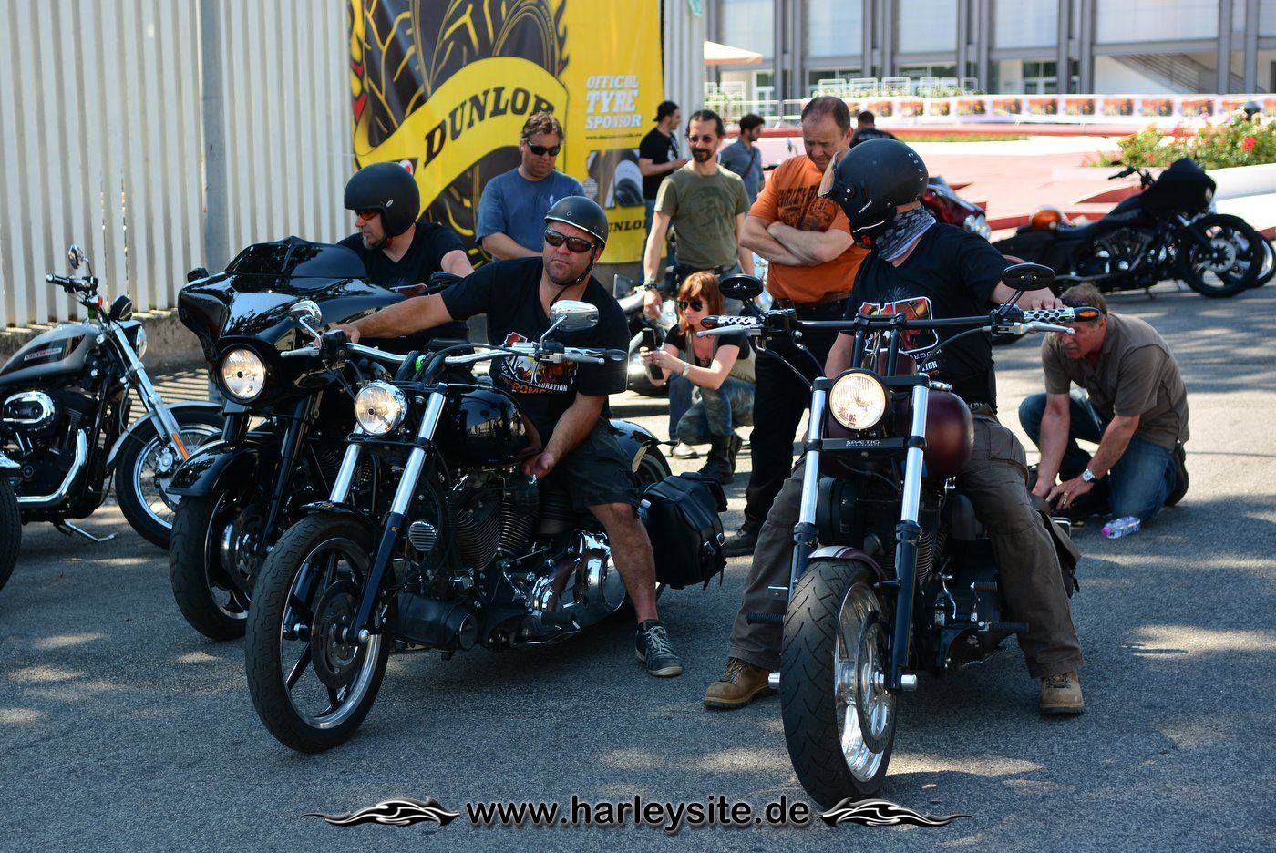 Harley Rom 110th 68
