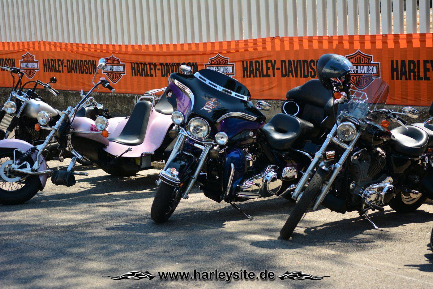 Harley Rom 110th 72