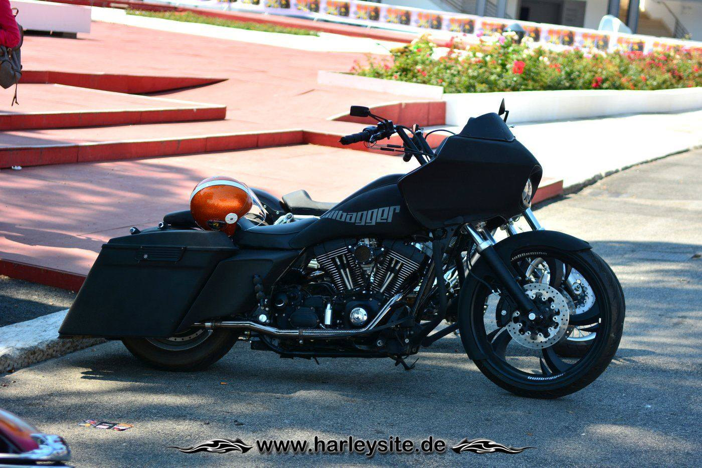Harley Rom 110th 76