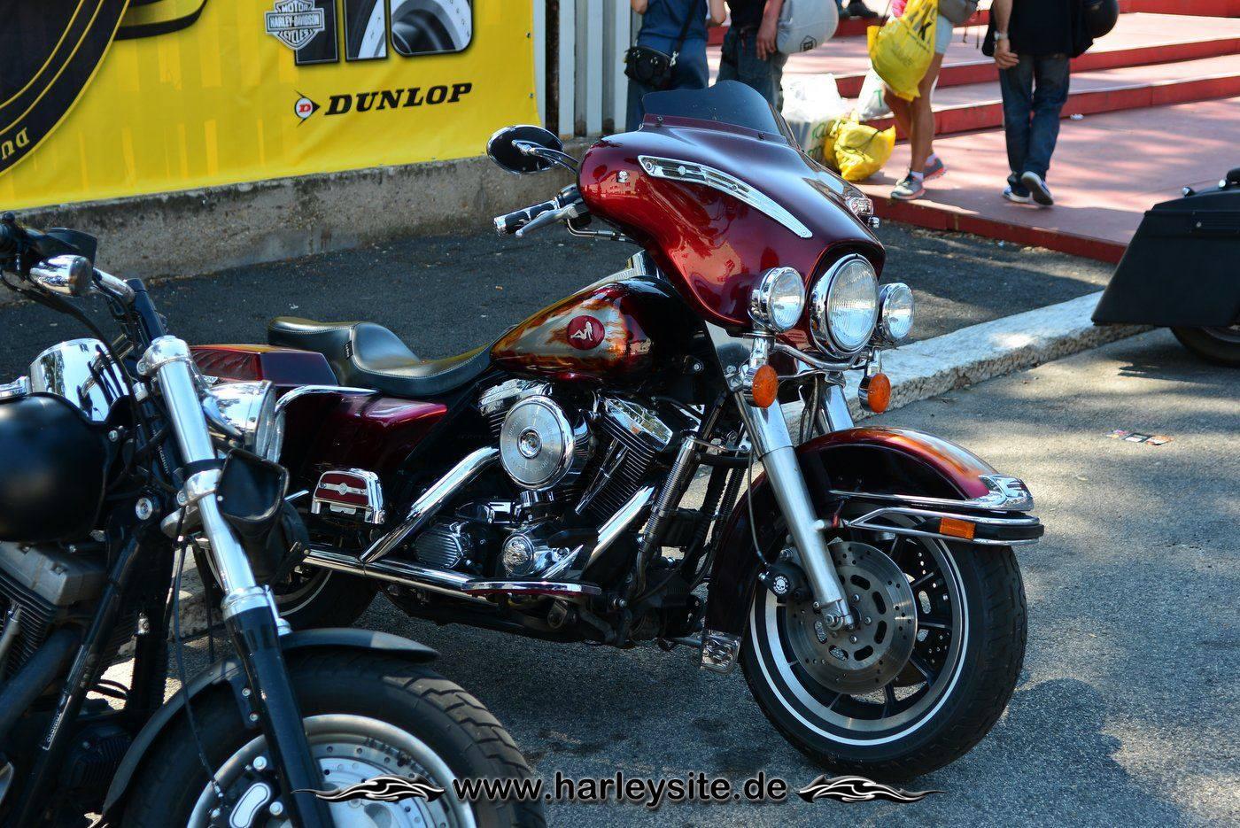 Harley Rom 110th 77