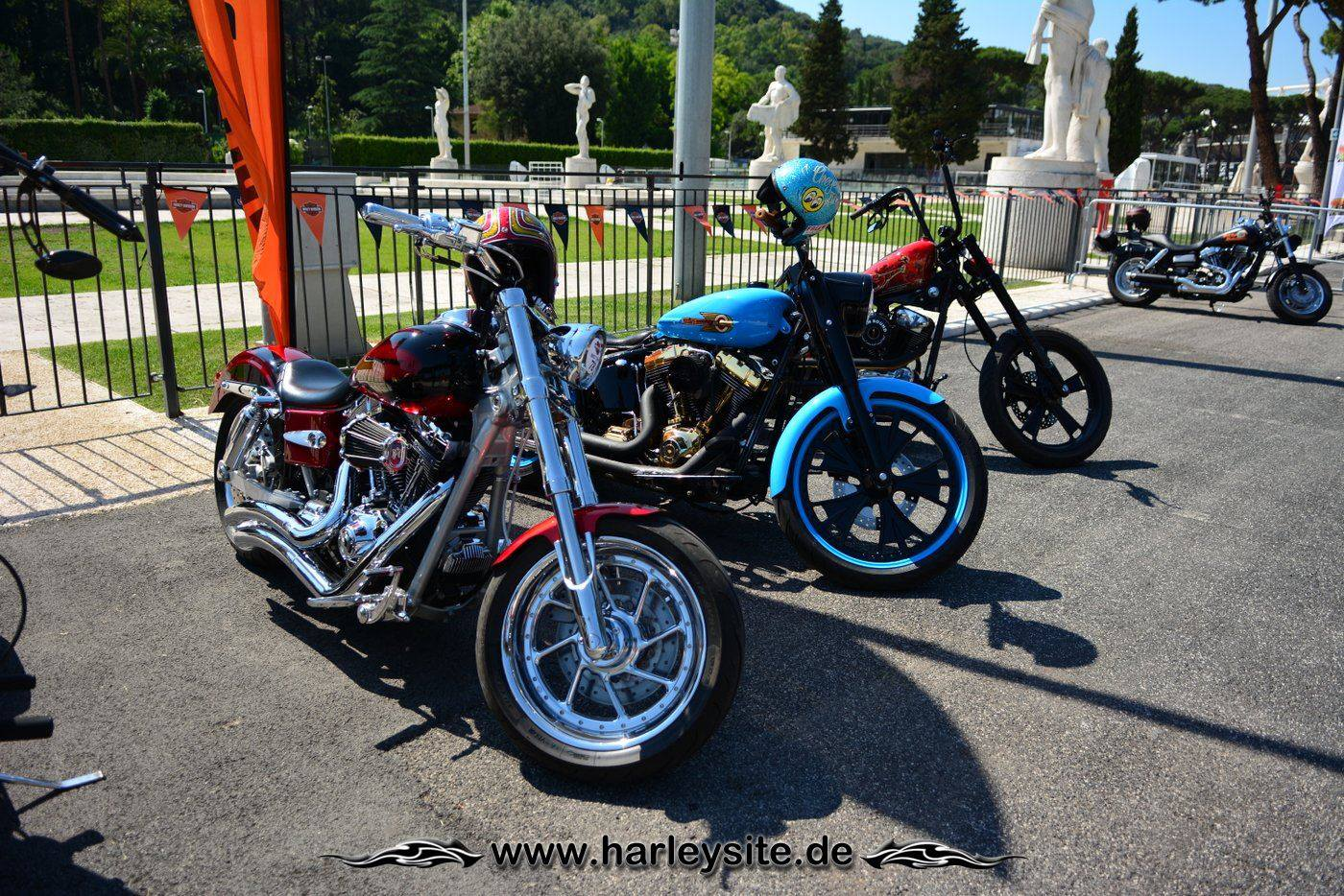 Harley Rom 110th 87