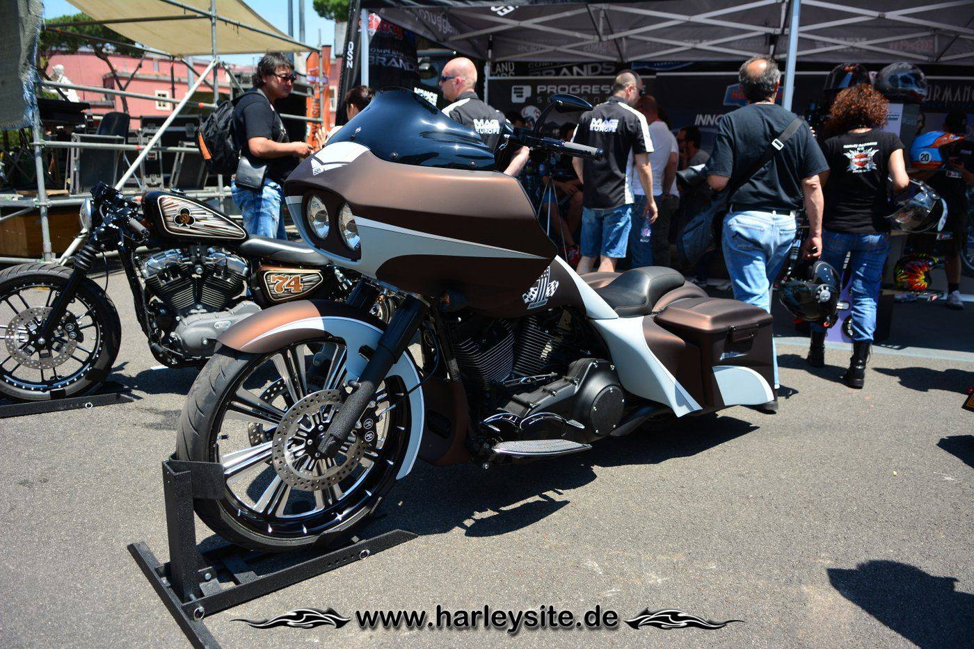 Harley Rom 110th 9