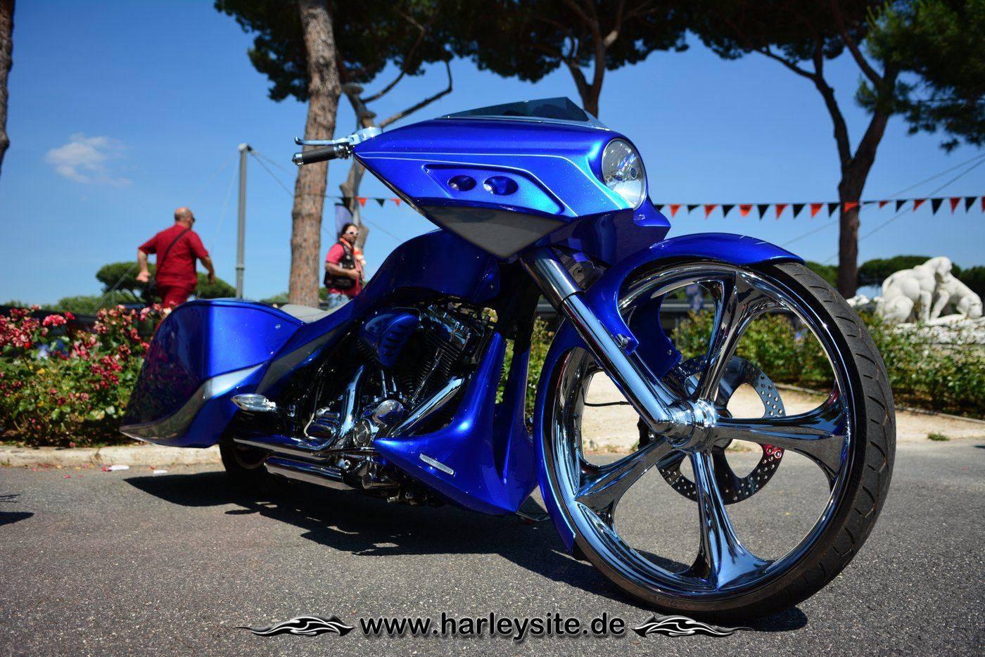 Harley Rom 110th 97