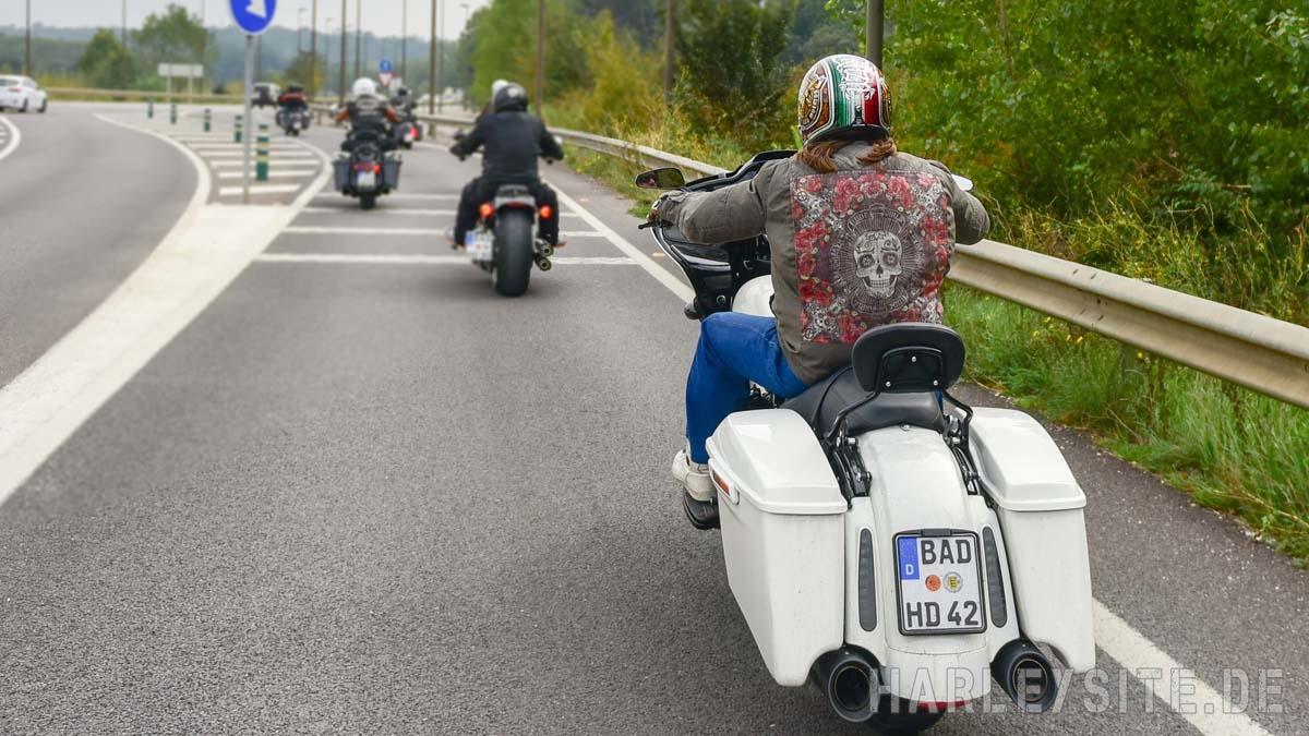 Road Glide Personal 5405
