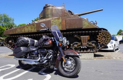 Fahrbericht Harley-Davidson Heritage Classic 114cui