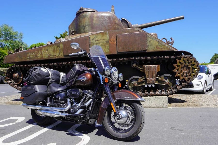 Fahrbericht Harley-Davidson Heritage Classic 114