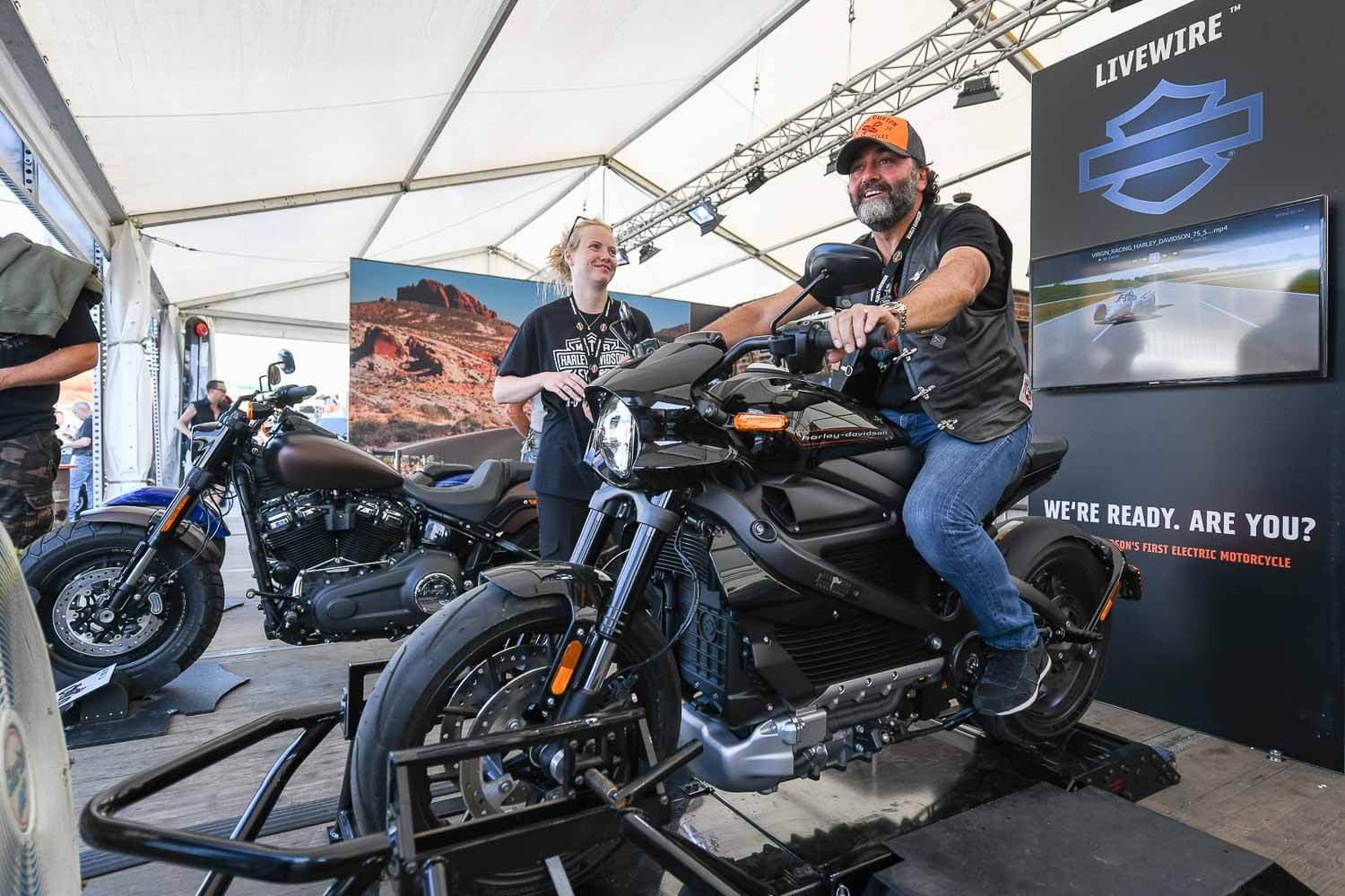 Hamburg Harley Days 2019