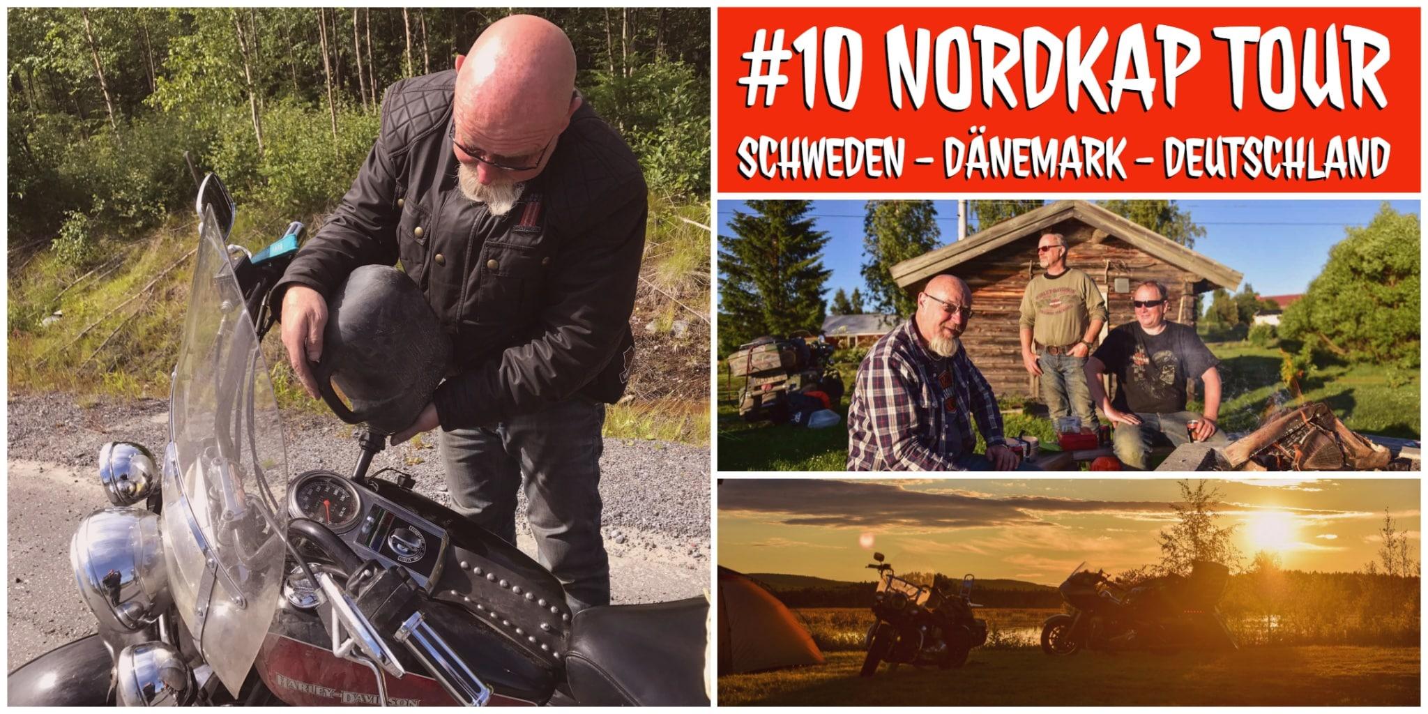 Teil 10 Norwegen – Finnland   Schweden   Dänemark   Zuhause