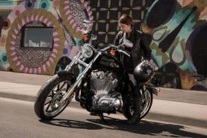 Symbolfoto Foto Harley-Davidson Fahrschulen