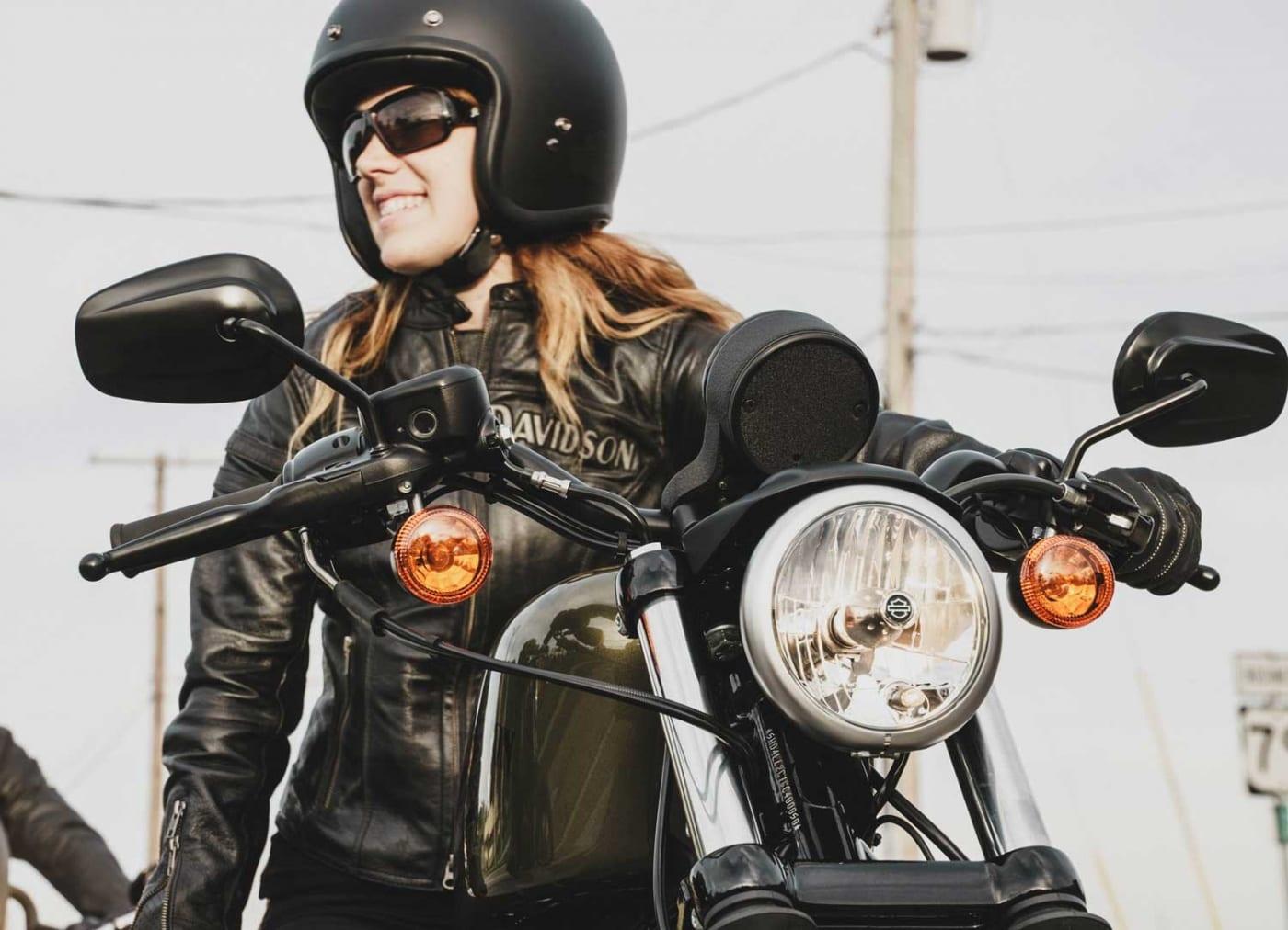 Foto zeigt Ladys of Harley
