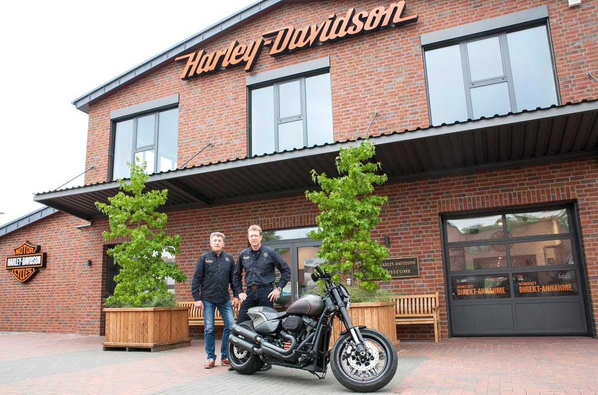Zeigt Harley-Davidson Weser-Ems