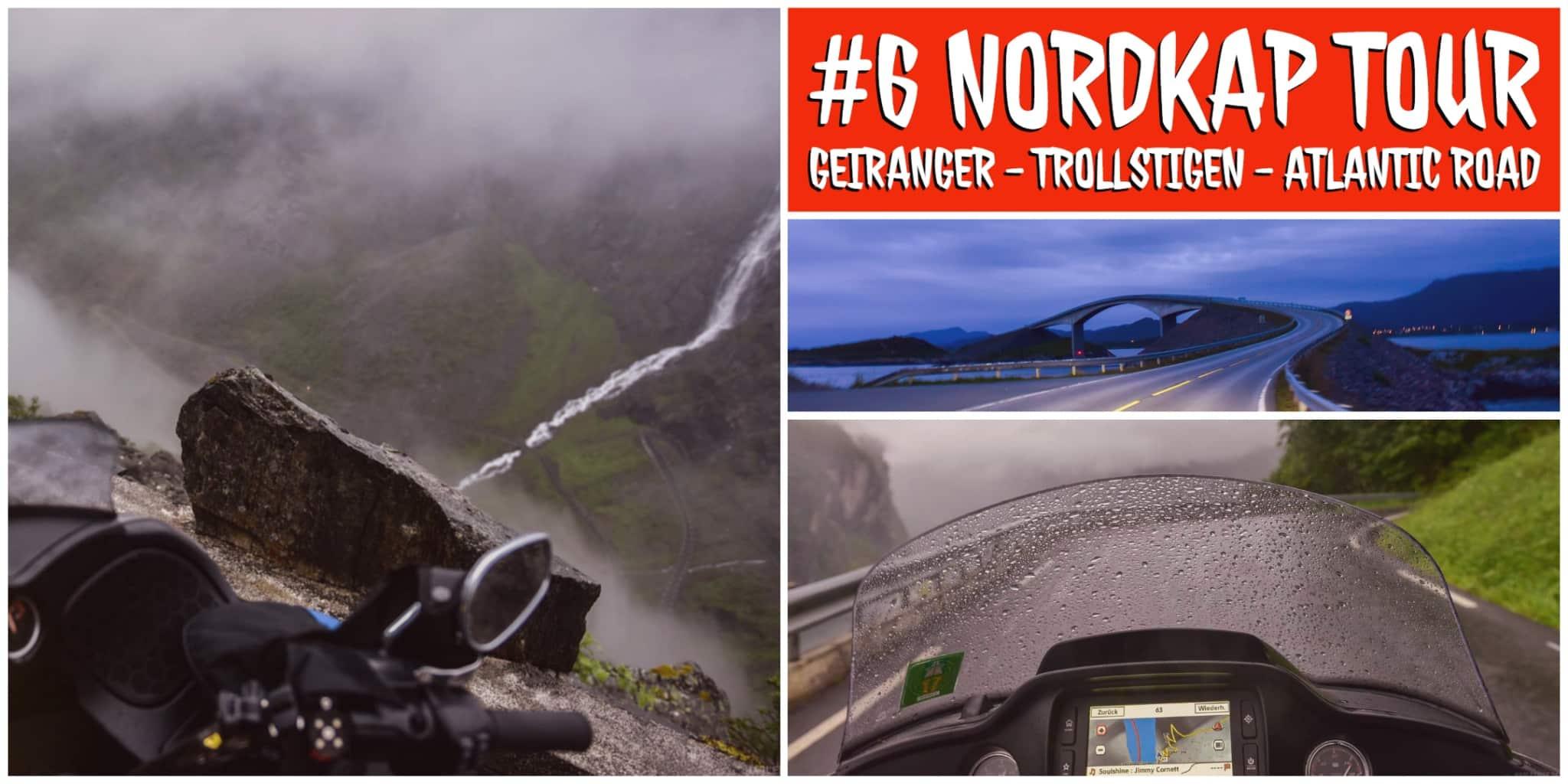 Teil 6 Norwegen Sightseeing Express   Ein neuer Morgen und ein neuer Plan!