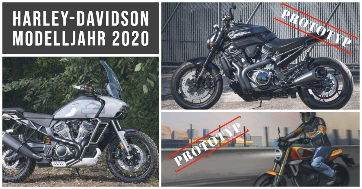 Harley-Davidson Pan America, Bareknuckle und die e-Zukunft