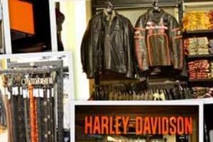 Symbolfoto Harley-Davidson online Shops