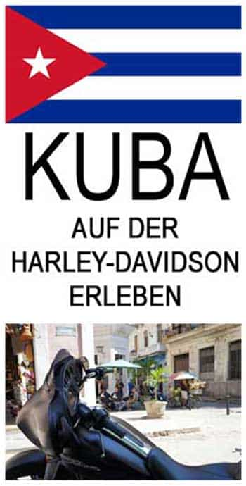 Harley fahren auf Kuba