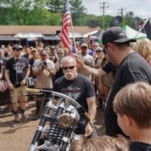 Orange County Choppers Spartan Bike 00285