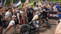 Orange County Choppers Spartan Bike 00418