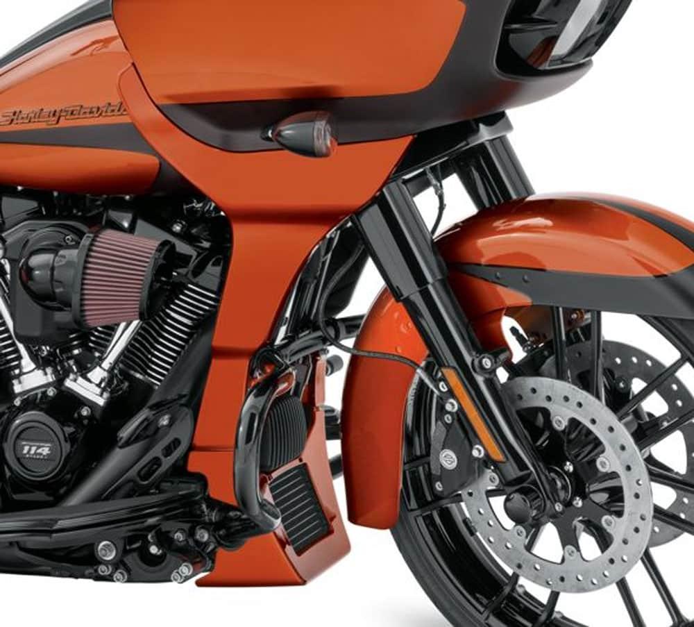 Zeigt die Harley-Davidson Road Glide Special Tuning