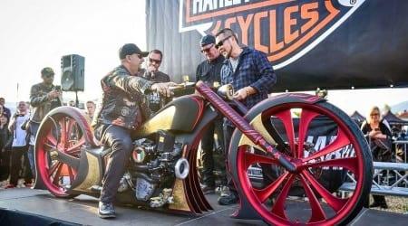 Bike Show Gewinner European Bike Week 2017
