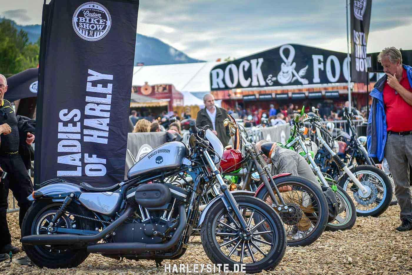 Harley-Davidson Bike Show 2018