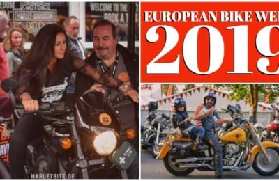 Informationen zur European Bike Week 2019