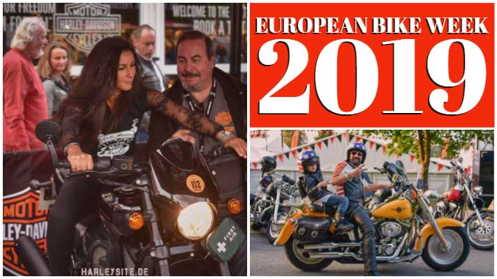 News zu der European Bike Week