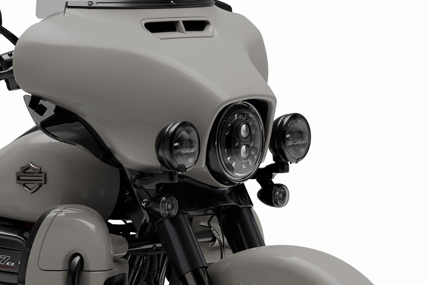 Zeigt die Harley-Davidson CVOLimited 117 Daymaker Modelljahr 2020