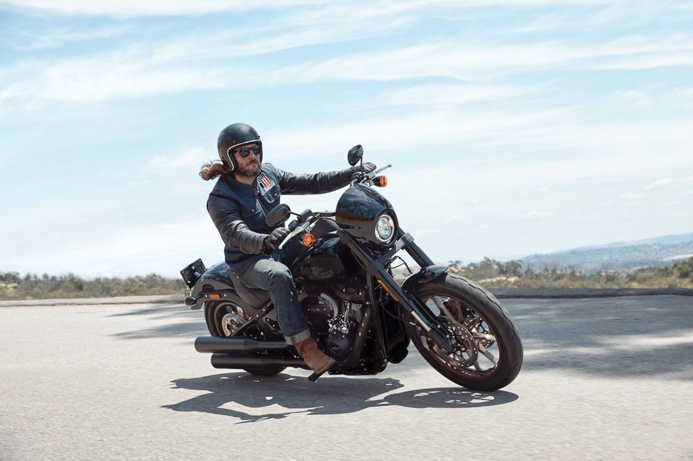 Harley-Davidson Low Rider S Modelljahr 2020