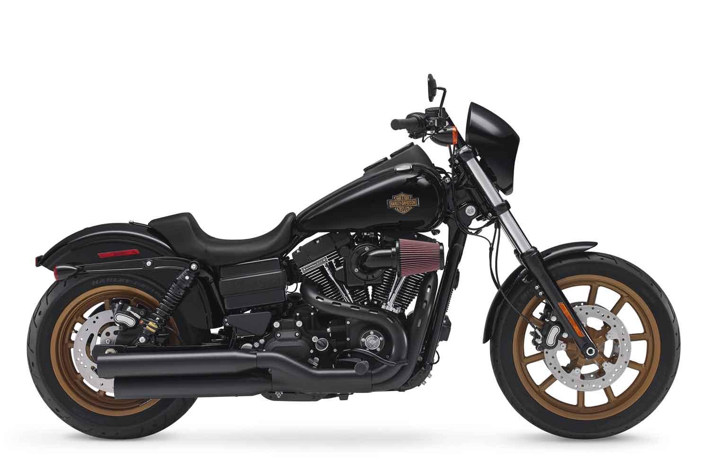 Die Harley-Davidson Low Rider S Modelljahr 2016