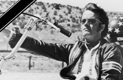 R.I.P. Easy Rider Peter Fonda Captain America ist tot