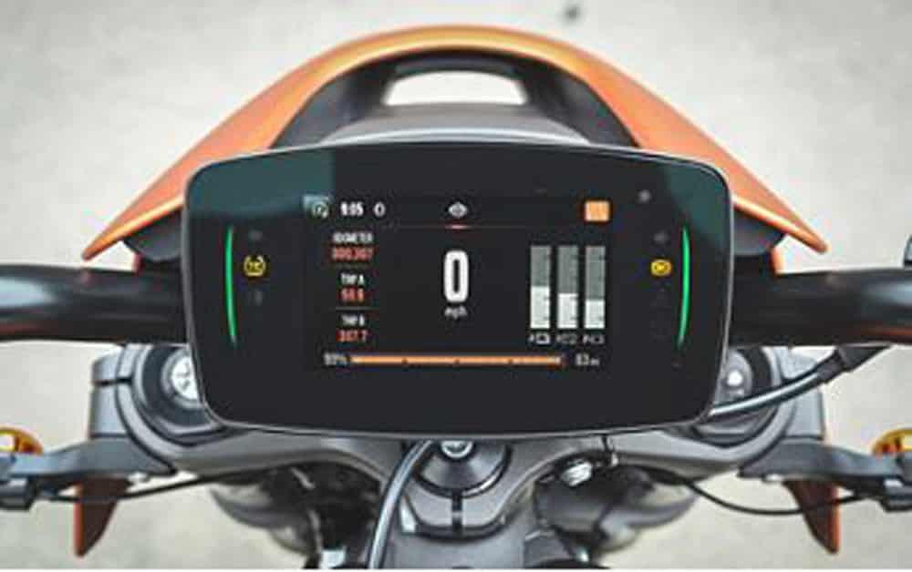 Harley-Davidson Reflex-Defensive-Rider-System