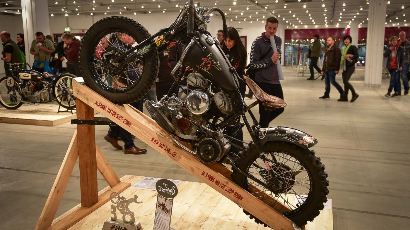 Custombike Show 2017