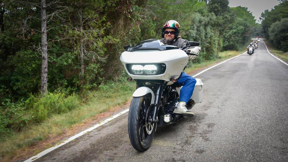 Road Glide Personal shooter