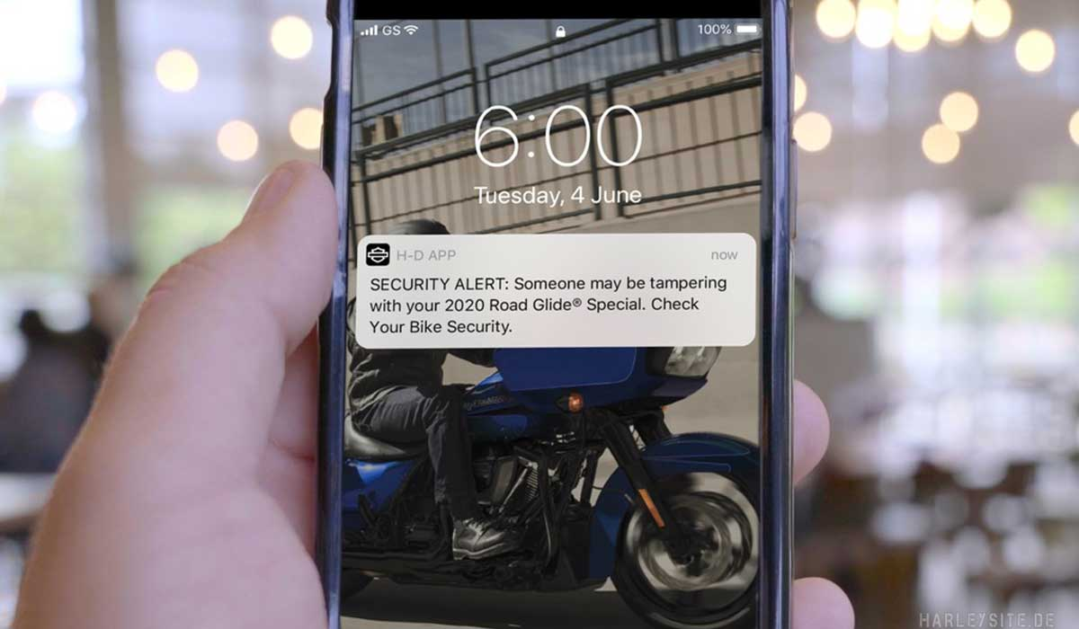 HD Connect Road Glide Special
