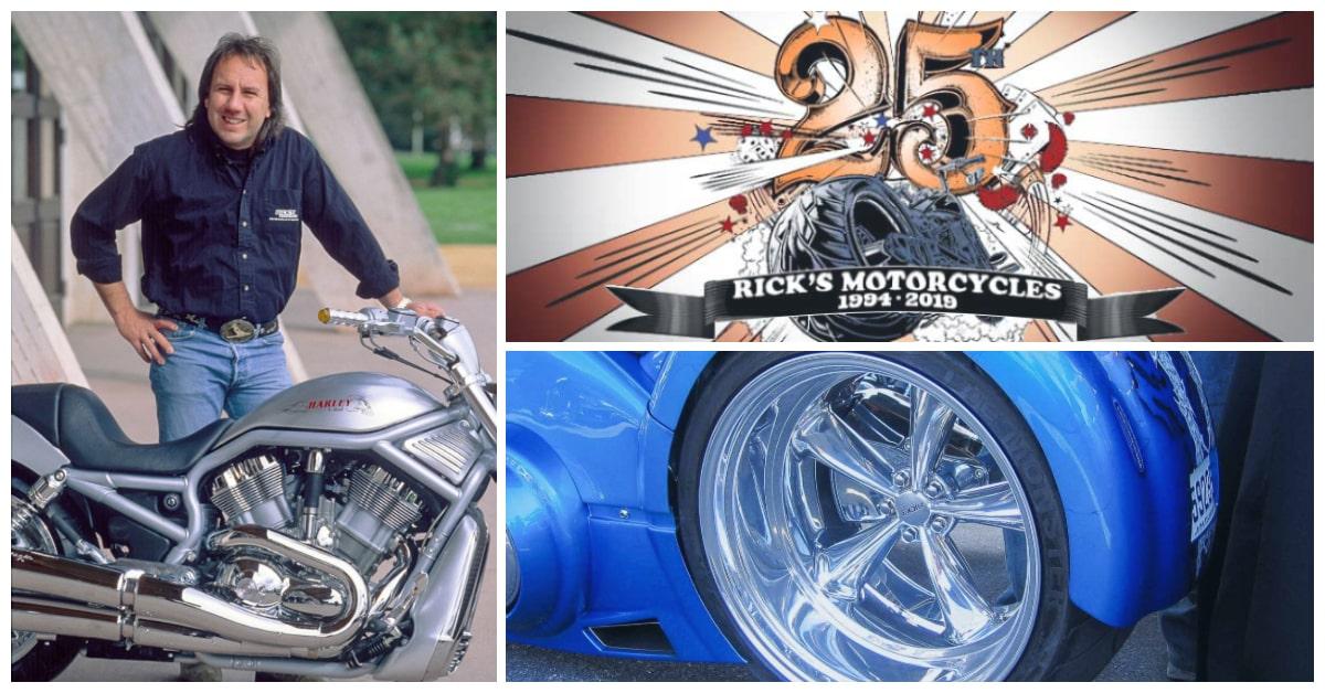 Rick's Motorcycles, 25 Years of Rock'n'Roll