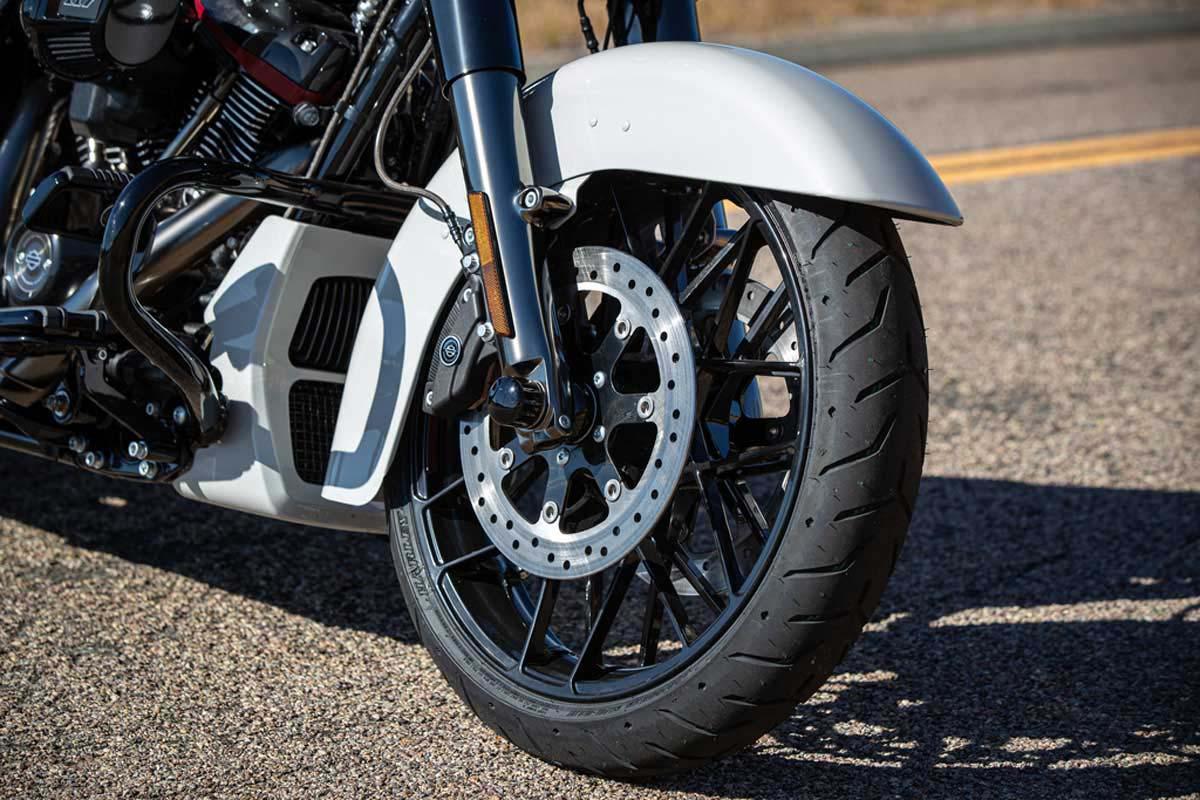 Harley-Davidson ABS Reflex Bremssystem