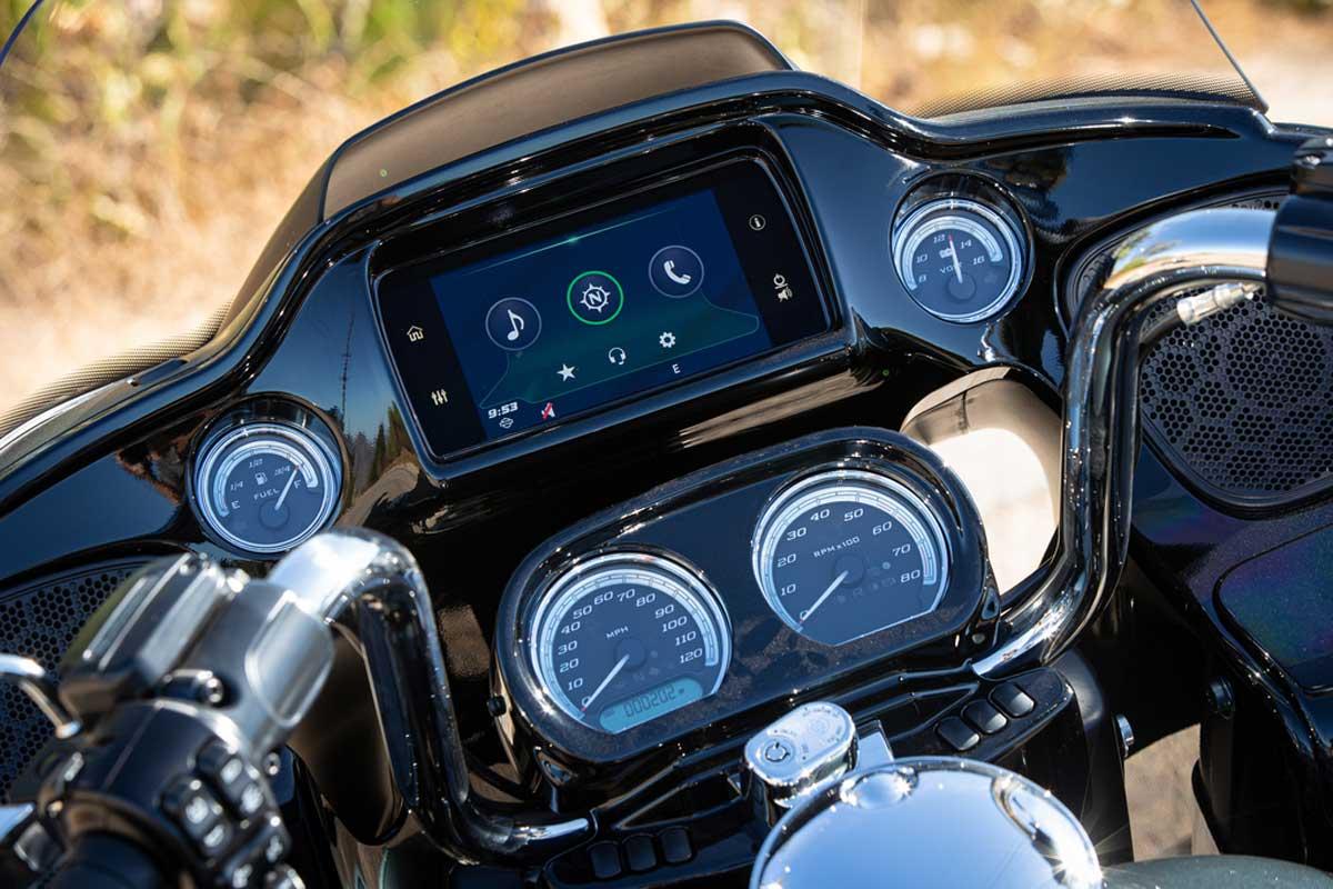 Harley-Davidson BoomBox! GTS Navigationssystem