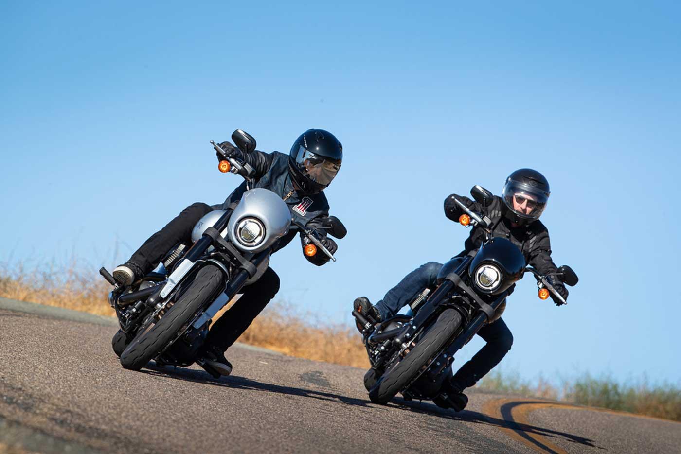 Übersicht zu den neuen Harley-Davidson Modellen