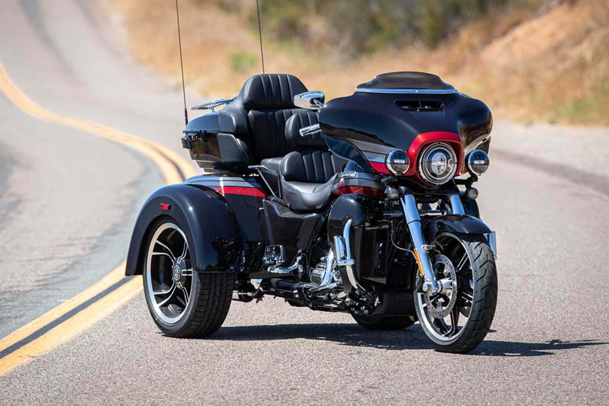 Harley-Davidson CVO TRI-GLIDE 2020