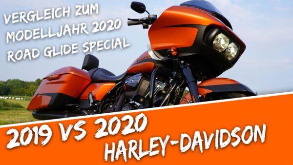 Foto von der Harley-Davidson Road Glide Special 2019