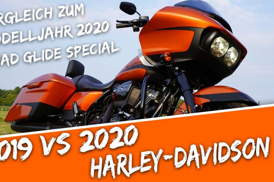 Fahrbericht Harley-Davidson Road Glide Special