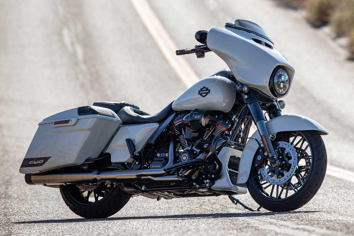 Harley-Davidson Street Glide CVO 2020