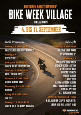 Veranstaltungshinweis Motodrom Klagenfurt