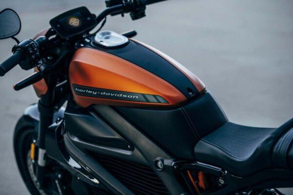 Harley-Davidson LiveWire Elektromotorrad Produktion 2020