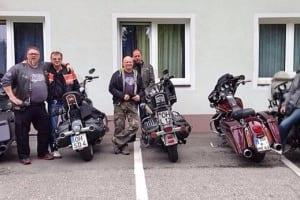 Harley Tour nach Faak am See