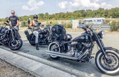 Istrien mit Zwischenstopp zur European Bike Week